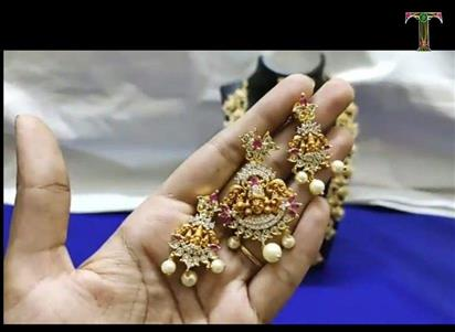 Balaji Pendants  - Traditional Jewellery