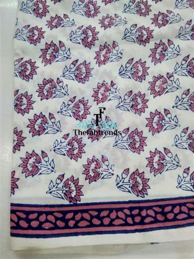 Cotton Mal Print - The FabTrends