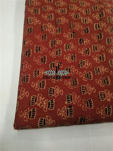 Cotton Gamthi Print - The FabTrends