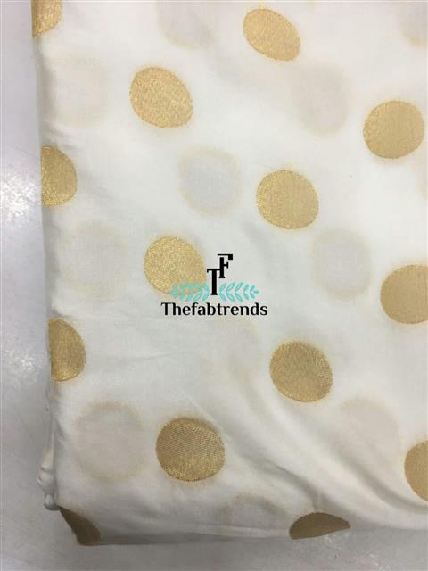 Dyeble Brocade - The FabTrends