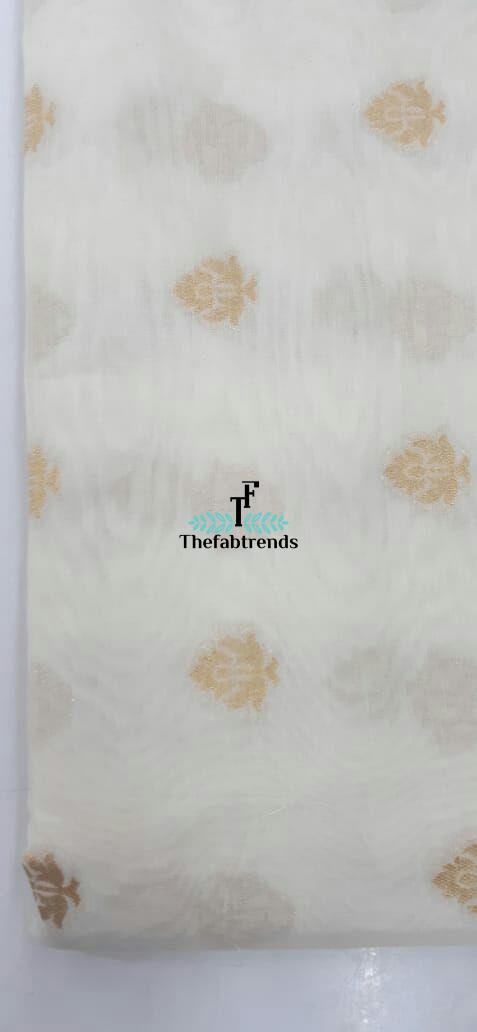 Chanderi Weave Dyeble - The FabTrends
