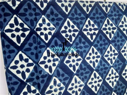 Dhabu Indigo - The FabTrends