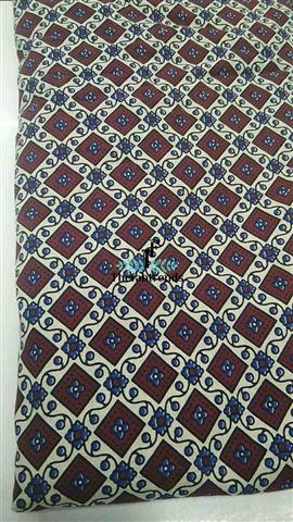 Ajarkh Block Print - The FabTrends