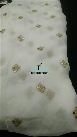 Georgette Dyeble Butti - The FabTrends