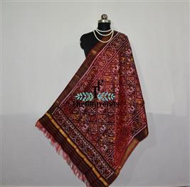 Patola dupatta 2.5mtr - The FabTrends