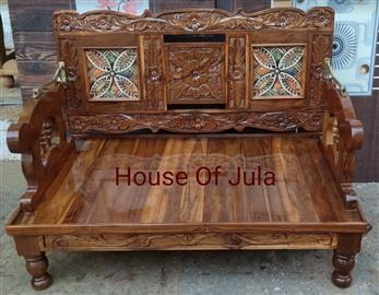 Wooden Zula 1 - House Of Jula