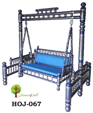 Sankheda Swing - Indoor Swing, Garden Swing - House Of Jula