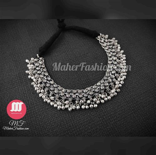 Oxidise  Necklece For womem and Girls - Maher Fashion(Fashiontrends)