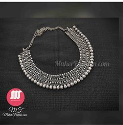 Maher fashion Jewelry oxidized German silver set for women And Girls - Maher Fashion(Fashiontrends)