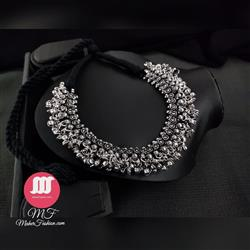 Oxide Trendy Ghungroo Necklace  - Maher Fashion(Fashiontrends)