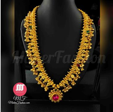 Traditional Maharashtrian Buy Kolhapuri Saaj Maherfashion_Mumbai - Maher Fashion(Fashiontrends)