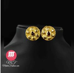 Round  Designer Gold Tops_Online _MaherFashion_Mumbai - Maher Fashion(Fashiontrends)