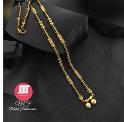 Adorable Mangalsutra Designs Gold _Online _Maherfashion_Mumbai - Maher Fashion(Fashiontrends)