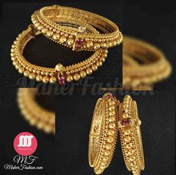 Fancy Traditional Bangles - Maher Fashion(Fashiontrends)