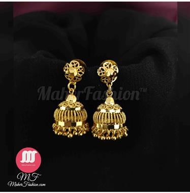 Circle Designer Jhumki _Online _Maherfashion_Mumbai - Maher Fashion(Fashiontrends)