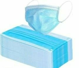 3ply Virus Protection Mask (Pack Of 50) - LeZaa