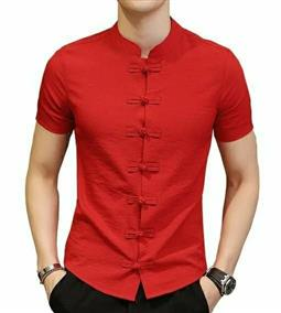 Attractive Men's Cotton Shirt - LeZaa