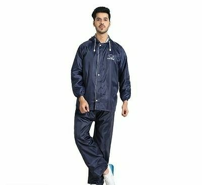 Men's Stylish Raincoat - LeZaa