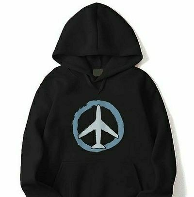 Men's Fleece Hooded Sweatshirt - LeZaa