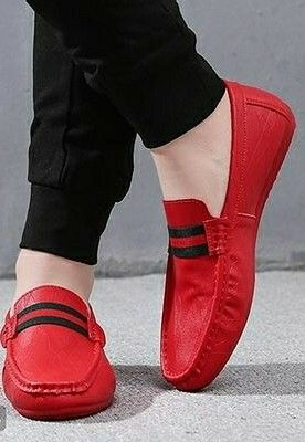 Special Edition Of High Demand Casual Loafers   - LeZaa
