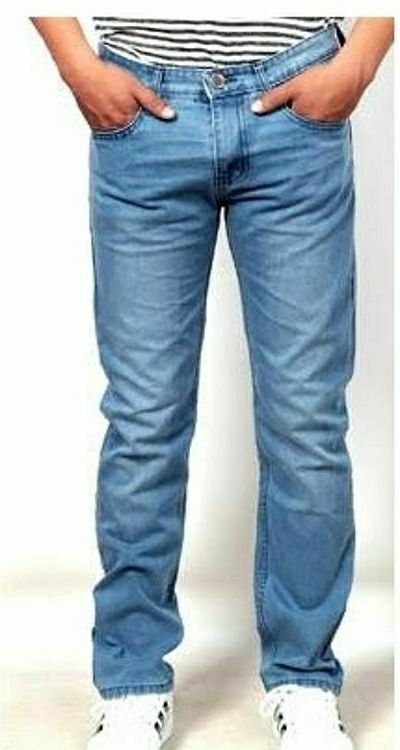 Top Selling Regular Fit Jeans - LeZaa