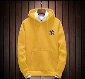 Tom Scott Fleece Solid Sweatshirts - LeZaa