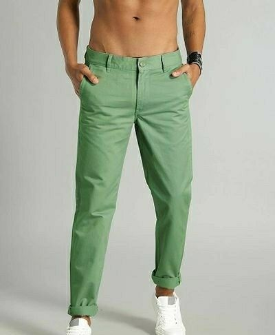 Stylish Cotton Trouser For Men   - LeZaa