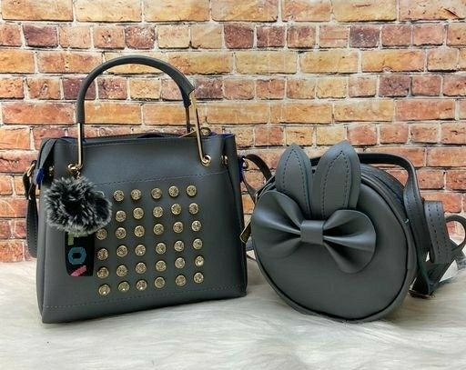 Trendy Attractive Women Slingbags (Combo Of 2) - LeZaa