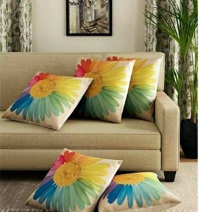 Colorful Cushion Covers Set of 5  - LeZaa
