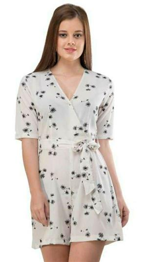 Summer Special Women's Printed Jumpsuit - LeZaa Fashion