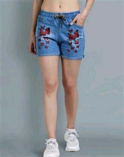 Casual Women Shorts - LeZaa