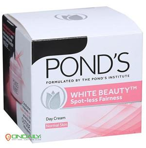 Ponds White Beauty Spot Less Fairness Day Cream 23 gm - Ondaily.in