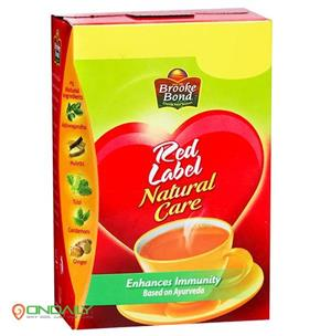 Brooke Bond Red Label Natural Care Tea 100 gm - Ondaily.in