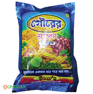 Gours Moong Chanachur 400gm - Ondaily.in
