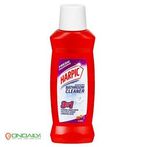 Harpic Disinfectant Floral Bathroom Cleaner 200 ml - Ondaily.in