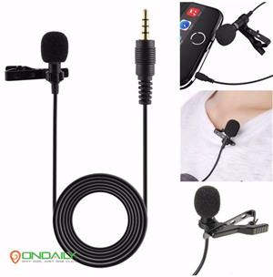 Collar Mike 3.5mm Clip for Microphone - Ondaily.in