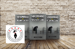 Whispering - Writer's Villa Publication