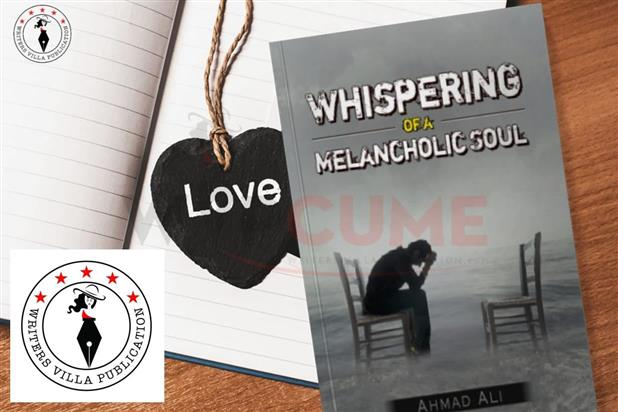 Whispering of a Melancholic Soul - Writer's Villa Publication