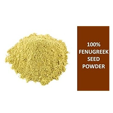 Methi Powder (fenugreek) - ALKA AYURVEDIC PHARMACY