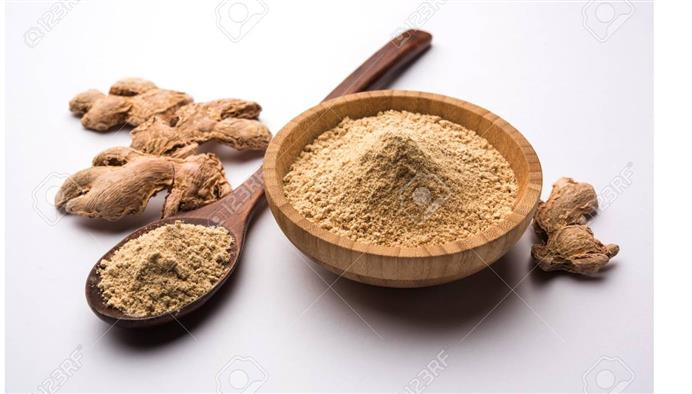 Suntha Powder (Zingiber officinale) - ALKA AYURVEDIC PHARMACY