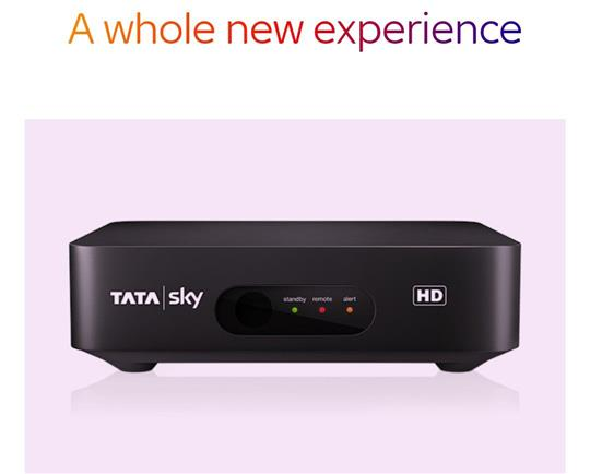 Tata Sky HD Connection With 1 Month HD Plan  - DIGISTORE98